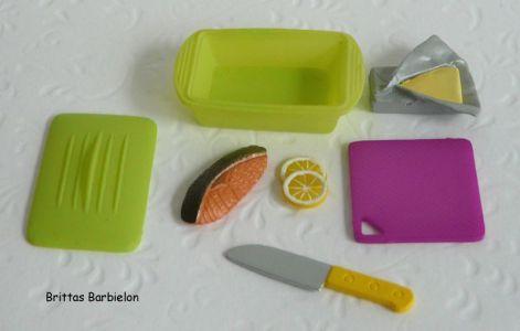 Homemade Meals Re-ment Bild #006