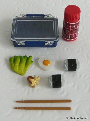 Homemade Meals Re-ment Bild #008