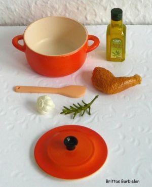 Homemade Meals Re-ment Bild #012