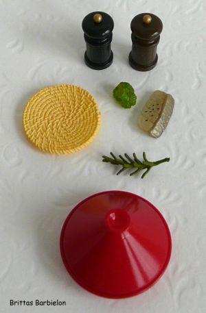 Homemade Meals Re-ment Bild #014