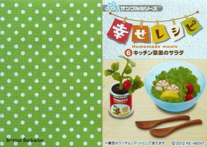 Homemade Meals Re-ment Bild #019