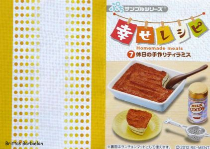 Homemade Meals Re-ment Bild #022