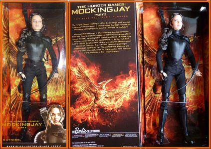 Jennifer Lawrence as Katniss, Mockingjay II (01)