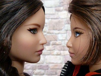 Jennifer Lawrence as Katniss, look alike & goddess face.jpg
