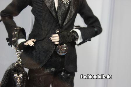 Karl Lagerfeld Barbie - Details Fotos 05