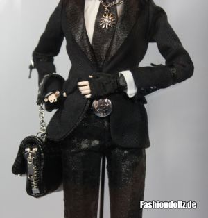 Karl Lagerfeld Barbie - Details Fotos 06