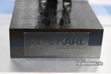 Karl Lagerfeld Barbie - Podest