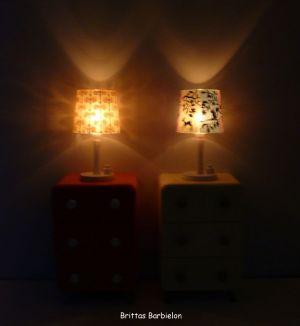 Lampe & Kommode Re-ment Bild #13