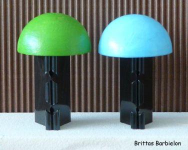 Lampenmodell Mushroom