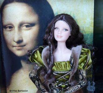 Leonardo da Vinci Barbie