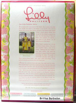 Lilly Pulitzer Barbie® and Stacie® Giftset Bild #02