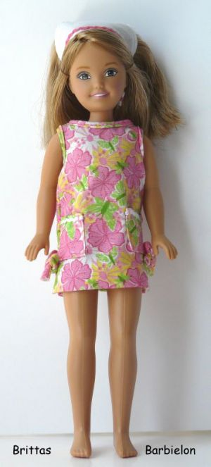Lilly Pulitzer Barbie® and Stacie® Giftset Bild #16