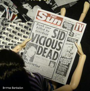 Mach's gut Sid Vicious