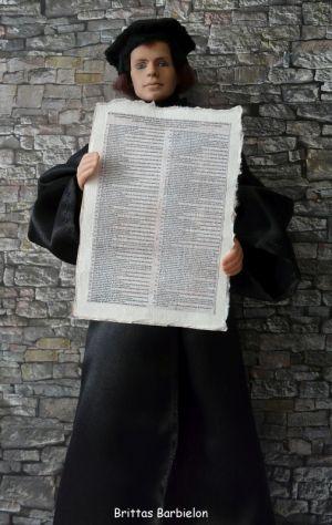 Martin Luther OOAK Bild #08
