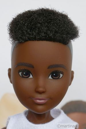 Mattel Creatable World, Kid Charakter 725, Deluxe dc-725