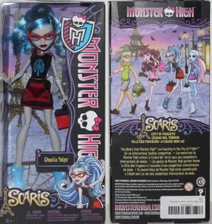 Monster High Scaris Ghoulia Yelps (2)