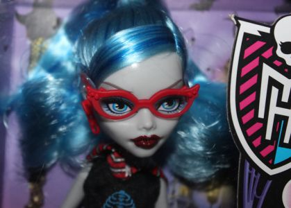 Monster High Scaris Ghoulia Yelps