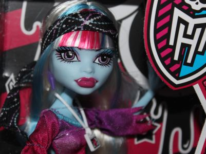 Monster High V.I.P Abbey Boominable
