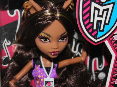 Monster High V.I.P Clawdeen