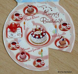 My Birthday Cake Re-ment Bild #09
