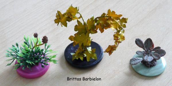 Pflanzschalen aus Knöpfen Bild #05