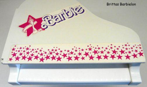 Piano Concert SuperStar Barbie Bild #03