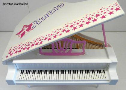 Piano Concert SuperStar Barbie Bild #06