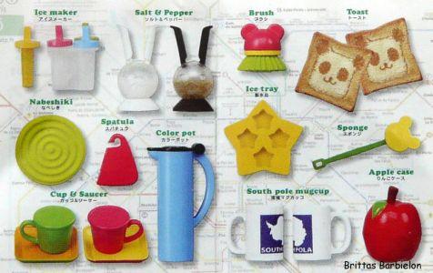Pop'n Kitchen Tools megahouse Bild #04
