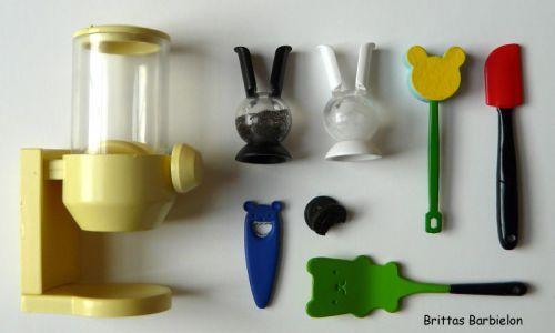 Pop'n Kitchen Tools megahouse Bild #05