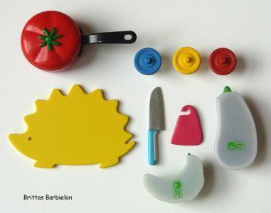 Pop'n Kitchen Tools megahouse Bild #18