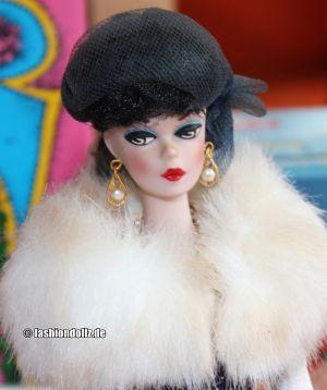 1991 Gay Parisienne Barbie #9973 Porcelain