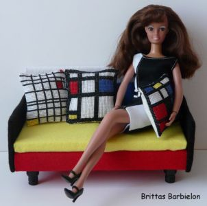 Piet Mondrian Style, Neoplastizismus