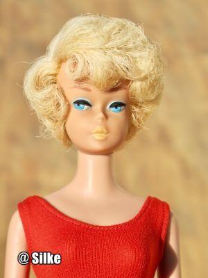 1965 Sidepart Bubble Cut, blonde