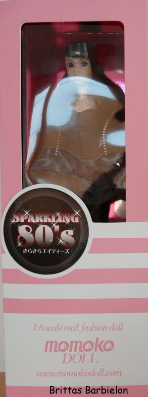 Sparkling 80s Momoko Doll Sekiguchi Bild #01