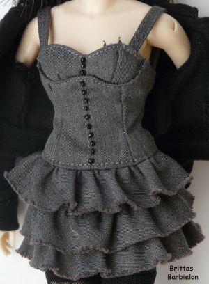 Sparkling 80s Momoko Doll Sekiguchi Bild #08