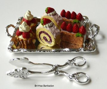 Special Cake for me Re-ment Bild #05