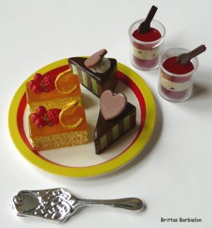 Special Cake for me Re-ment Bild #16