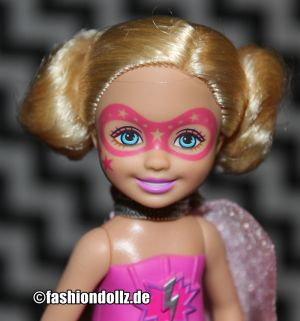 2015 Princess Power / Die Super Prinzessin Chelsea & pink Scooter CDY69