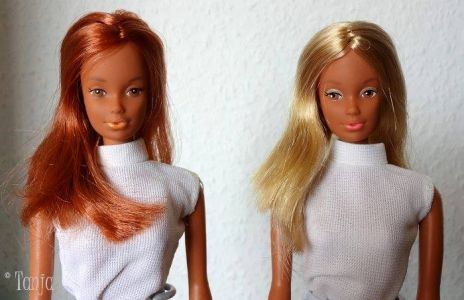 1974     Super Linna, red & blonde
