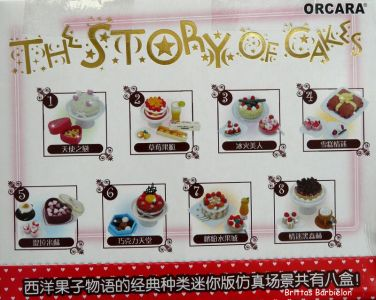 The Story of cakes Orcara Bild #03
