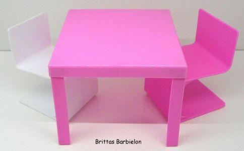 Tische und Stühle von Mattel Bild #006