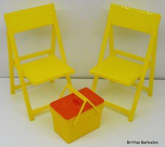 Tische und Stühle von Mattel Bild #014