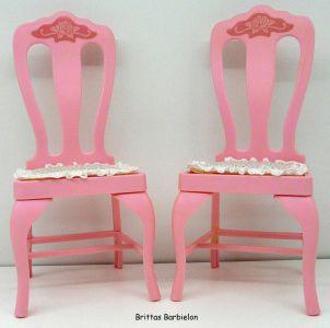 Tische und Stühle von Mattel Bild #025