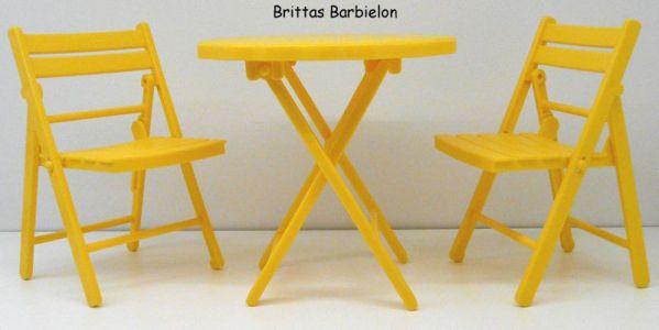 Tische und Stühle von Mattel Bild #035