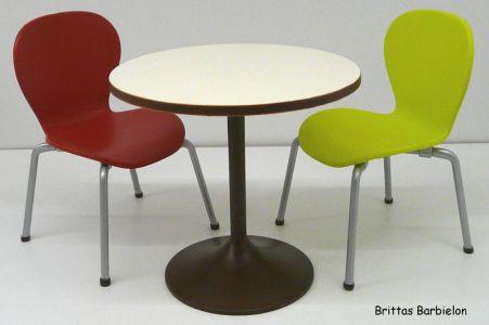 Tische und Stühle von Mattel Bild #039
