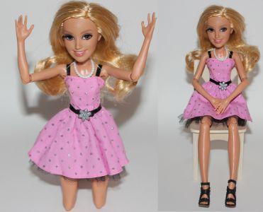 V.I.P. Sharpay Evans, Disney Mattel (2011) (5)