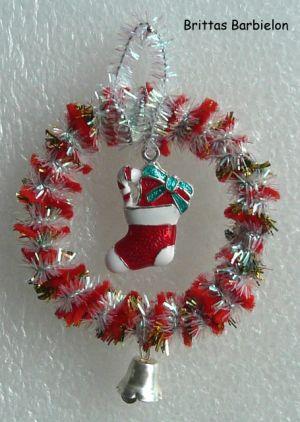 Weihnachtliche Türkränze Bild #02