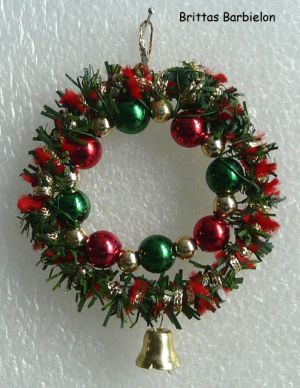 Weihnachtliche Türkränze Bild #04
