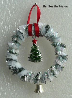 Weihnachtliche Türkränze Bild #06
