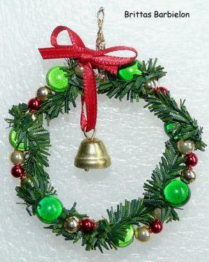 Weihnachtliche Türkränze Bild #07